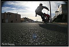 Double Fist (T Kerns) Tags: sf california ca beach boys cali clouds canon insane cool jon waves skateboarding nine hill extreme skating wheels 9 hills corey skate sector skateboard francicso n9ne wieand