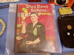 ding dong school scrapbook