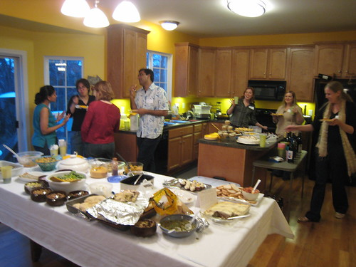 St. Louis Food Blogger Potluck