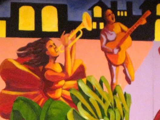 Barrio Art Detail