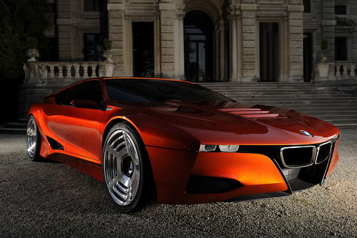 BMW M1 Homage Picture