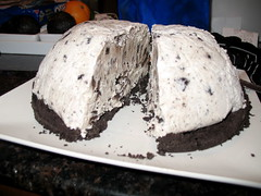High and Mighty Ice Cream Pie