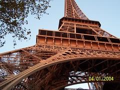 Eiffel Tower, Paris 2007