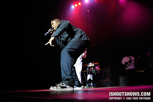Raheem DeVaughn @ the Pageant -- 2008.05.31