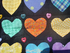 Another Doll Quilt Swap detail