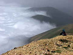 my lovely homeland (Alieh) Tags: cloud mountain clouds iran hiking peak backpacking iranian homeland abovetheclouds khalkhal  mountaneering aliehs alieh  aliehsaadatpour     3020meter ajamdaghpeak  3020