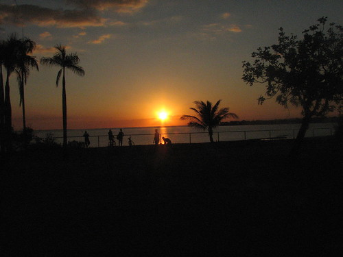 Sunset Fannie Bay Darwin