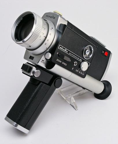 Minolta cámara Super 8