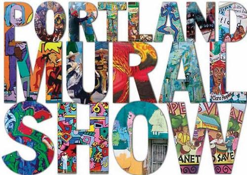 Portland Mural Show
