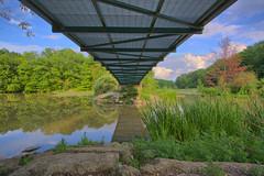 Under the Bridge (avernar) Tags: bridge water hdr canonefs1022mmf3545usm 3xp canoneosdigitalrebelxsi