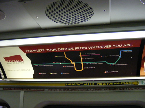 TTC subway map update: Back from the drawing board - Spacing Toronto