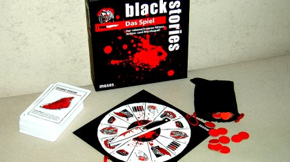 Black Stories Brettspiel