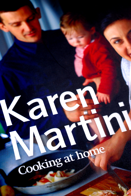 Karen Martini - Cooking at Home