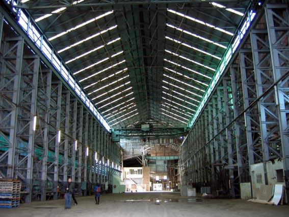 cockatoo island_turbine hall