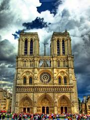 Cathédrale Notre Dame de Paris (Pedro Cavalcante) Tags: paris catedral notredame cathédrale notre dame cathédralenotredame platinumphoto