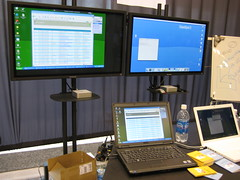 Tidebreak confusion (next.space) Tags: capture collaboration infocomm tidebreak nextspace av1org infocomm2008 joeschuch