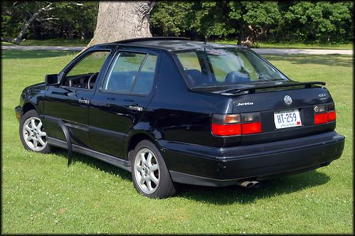 VWVortex.com - FS: 1997 Black Jetta GLX VR6 $1800!