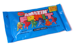 Amazin' Fruit Gummi Bears Package