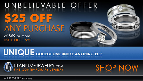 titanium-jewelry.com coupon