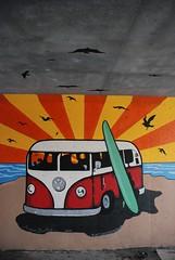 DSC_0867 (Kurt Christensen) Tags: art beach painting mural surf thrust gilgobeach gilgo