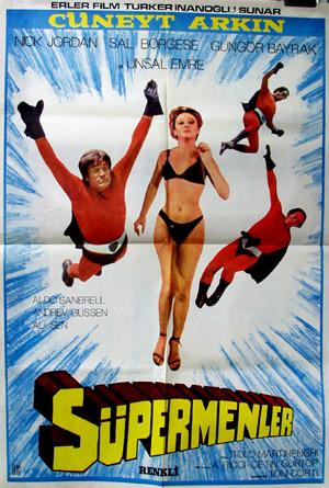 1979 - supermenler - 3 supermen contra el padrino 2