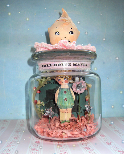 Doll House Mania Jar