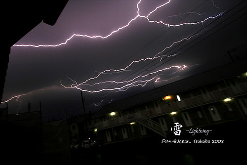 雷/Lightning