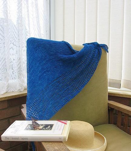 blue sky shawl 4