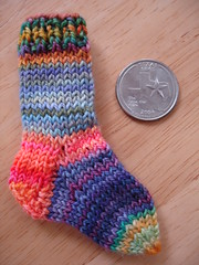 Wee Sock - August Swap