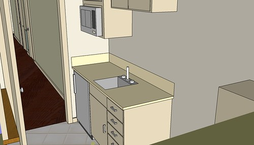 Laundry - Counter
