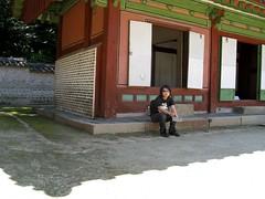 Me at ChonmyoIMG_3257 (Mickey Mikkii) Tags: korea seoul suwon