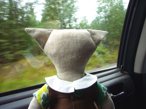 Rag Pet roadtrip