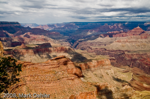 Grand Canyon, Moran Point