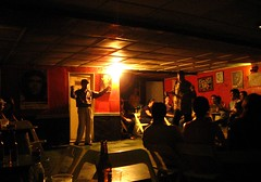 Viejito show, caballero! (por acá pasó...) Tags: party people music night noche colombia fiesta gente rumba fete musica salsa soir nite gens musique medellín tibiri