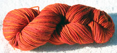GaslightDyeworks-DK-CinnamonStick (marmys) Tags: socks stash yarn gaslight