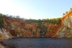 Minas de Riotinto - Huelva - Pea de Hierro (supermiri) Tags: de minas riotinto huelva copper cobre pea hierro gossan mineriaacieloabierto nivelfretico