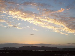 Coromandel Town sunset (- MattW -) Tags: new sunset travelling clouds landscape colours zealand backpacking northisland kiwi