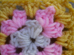 Close-Up Granny Square