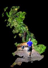 walking in the UK no.1 (Donna56455) Tags: park uk walking countryside unitedkingdom