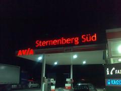 Avia-Tankstelle Sternenberg Süd