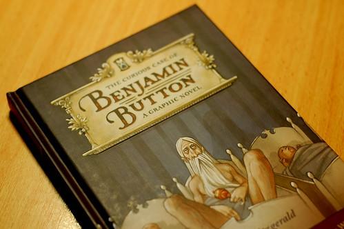 Libro del Curioso Caso de Benjamin Button