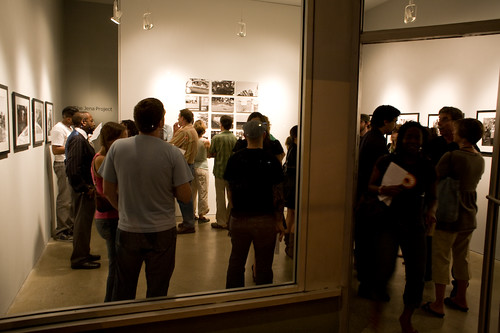 Opening Night, The Jena Project @ Opal Gallery, ATL