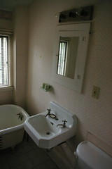 Third floor bathroom