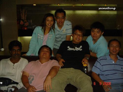 Gang @ Ambassador Hotel