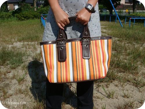 ムトウA4サイズ トートバッグ2
