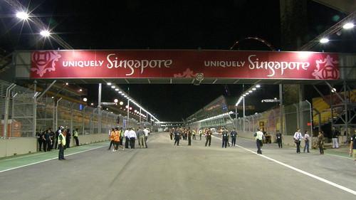 54.新加坡賽道
