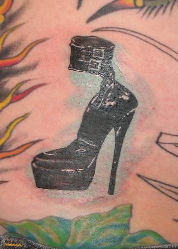 Warlock Tattoo guest spot, (Set)