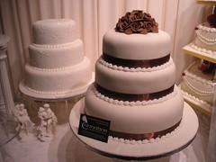2924684120 b5f61ba9bb m Baú de ideias: Decoração de casamento marrom (chocolate) e outras cores