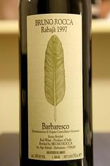 """1997 Bruno Rocca Barbaresco """"Rabaja"""""""
