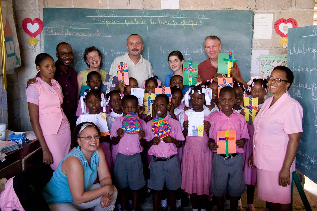Pure Water for the World in Haiti